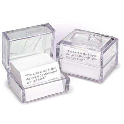 God's Word Promise Box, KJV   -
