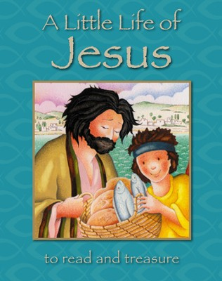 A Little Life of Jesus  -     By: Lois Rock     Illustrated By: Roger Langton