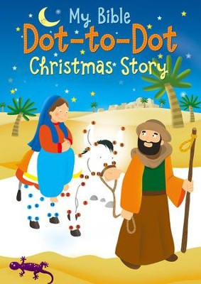 My Bible Dot-to-Dot Christmas Story  -     By: Christina Goodings