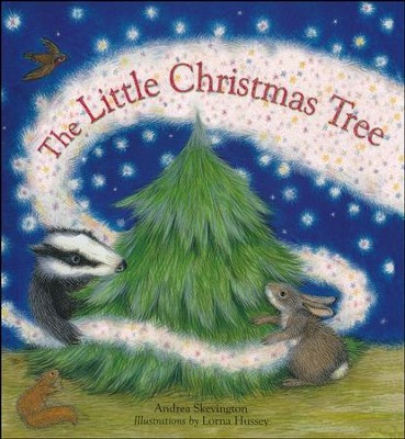The Little Christmas Tree  -     By: Andrea Skevington