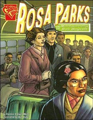 Rosa Parks and the Montgomery Bus Boycott  -