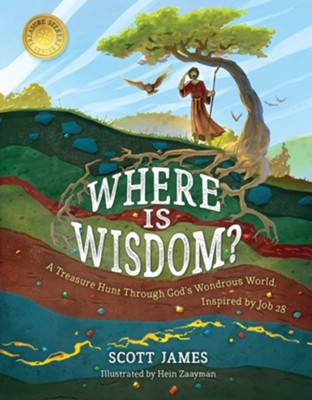 Where Is Wisdom?  -     By: Scott James