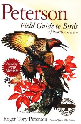 Peterson Field Guide to Birds of North America Eleventh Edition  -     By: Roger Tory Peterson