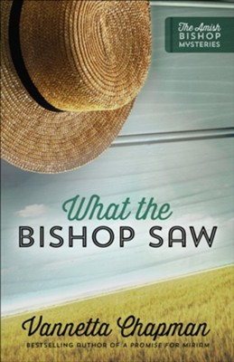What the Bishop Saw #1   -     By: Vannetta Chapman