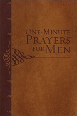 One-Minute Prayers for Men Gift Edition  -