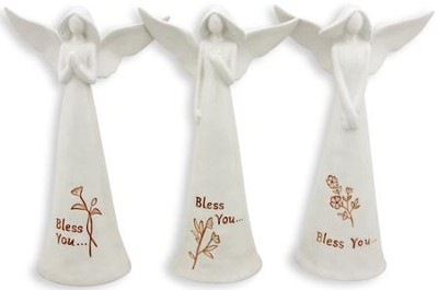 Blessing Angels, Set Of Three  -