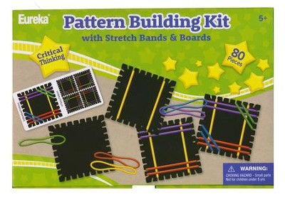 Pattern Building Stretch Band Kit   -