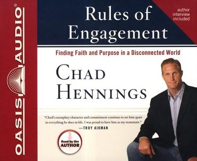 Rules of Engagement: A Men's Guide to Strengthening Relationships that Matter Most - Unabridged Audiobook on CD  -     By: Chad Hennings