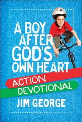 A Boy After God's Own Heart Action Devotional  -     By: Jim George