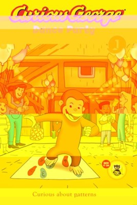 Curious George Dance Party CGTV  -     By: H.A. Rey