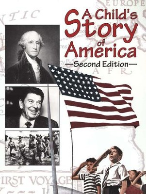 A Child's Story of America, Second Edition, Grade 4   -     By: Michael McHugh