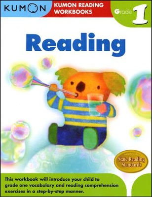 Kumon Reading, Grade 1    -