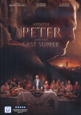 Apostle Peter and the Last Supper, DVD   -