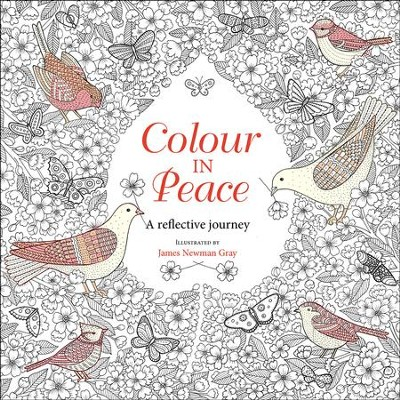 Colour in Peace: A Reflective Journey  -     By: James Newman Gray