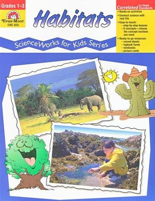 Habitats - Scienceworks for Kids, Grades 1-3   -
