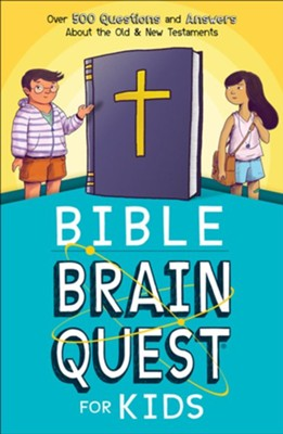 Bible Brain Quest for Kids   -     By: Workman Publishing Co Inc.