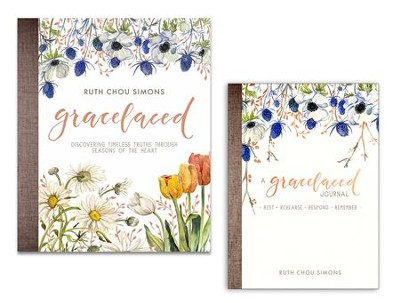 GraceLaced Set: Book & Journal         -     By: Ruth Chou Simons