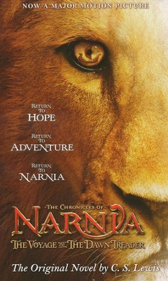 Chronicles of Narnia: The Voyage of the Dawn Treader Movie Tie-In Edition, Mass Market Edition  -     By: C.S. Lewis