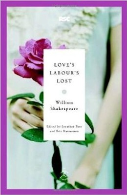 Love's Labour's Lost  -     By: William Shakespeare