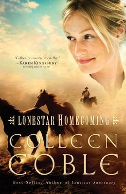 Lonestar Homecoming - eBook  -     By: Colleen Coble