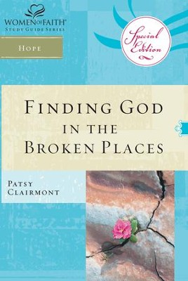 Finding God in the Broken Places - eBook  -     By: Patsy Clairmont