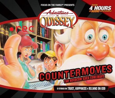 Adventures in Odyssey® 487: Plan B, Part 4 of 4   [Download] -