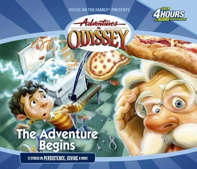 Adventures in Odyssey ® #1: The Adventure Begins - The Early Classics  -