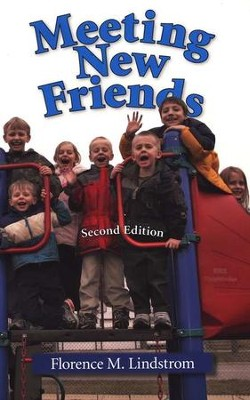 Meeting New Friends, Second Edition, Grade 1   -     By: Florence M. Lindstrom