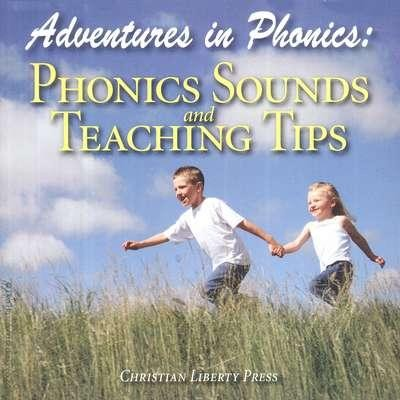 Phonics Sounds and Teaching Tips CD, Kindergarten    -