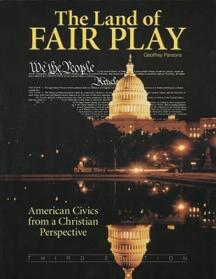 The Land of Fair Play, Third Edition, Grade 8 (Remedial Grades  9-12)  -     By: Geoffrey Parsons