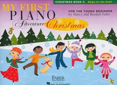 My First Piano Adventure-Christmas C   -