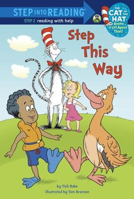 Step This Way (Dr. Seuss/Cat in the Hat)  -     By: Tish Rabe
