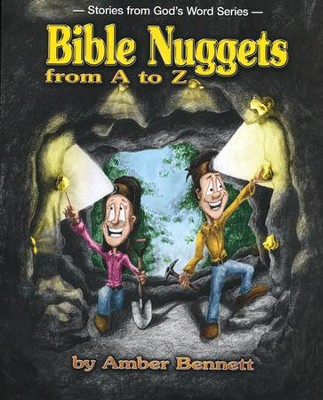 Bible Nuggets from A to Z, Preschool   -     By: Amber Bennett