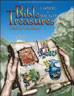 Bible Treasures: 1 Samuel to Malachi, Grade 1   -     Edited By: Amber Bennett