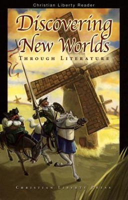 Discovering New Worlds Through Literature Textbook, Grade 6    -