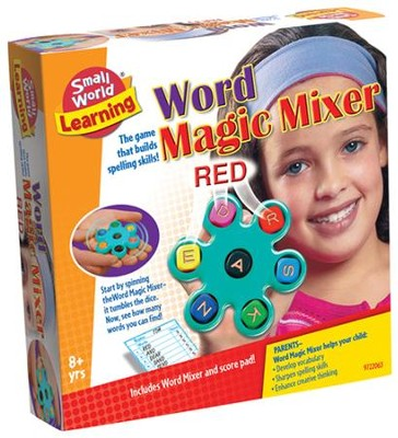 Word Magic Mixer  -
