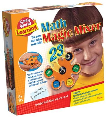 Math Magic Mixer  -