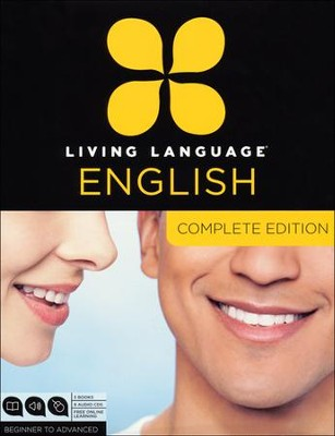 Living Language English, Complete Edition     -     By: Living Language