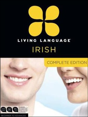Living Language Irish Gaelic, Complete Edition     -     By: Living Language