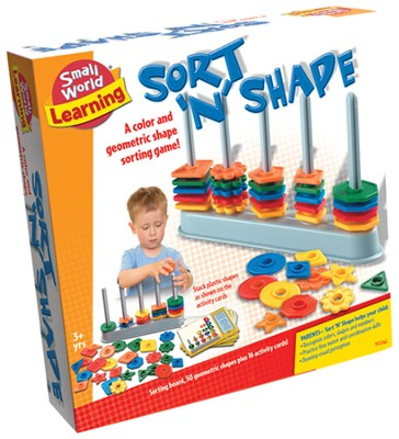 Sort 'N' Shapes  -