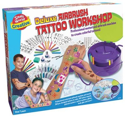 Deluxe Airbrush Tattoo Workshop  -