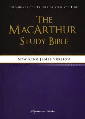 NKJV MacArthur Study Bible: Revised & Updated Edition - eBook   -     By: John MacArthur