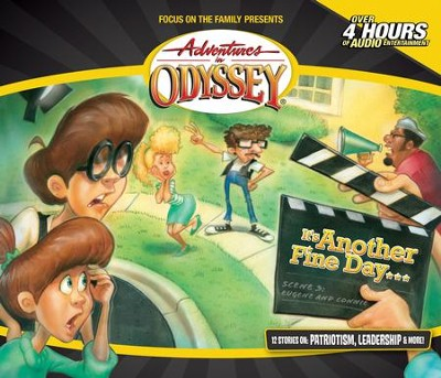 Adventures in Odyssey® 160: A Rathbone of Contention   [Download] -