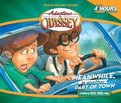 Adventures in Odyssey® 191: Moses, the Passover, Part 2 of 2  [Download] -