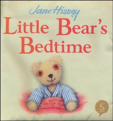 Little Bear's Bedtime, Cloth Book  -     By: Jane Hissey