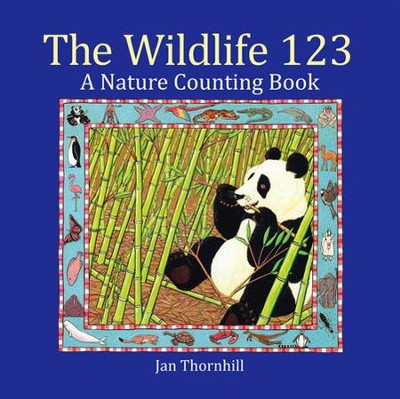 The Wildlife 123, A Nature Counting Book   -     By: Jan Thornhill