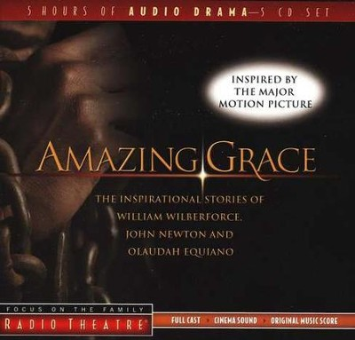 Radio Theatre: Amazing Grace   -     By: Dave Arnold, Paul McCusker