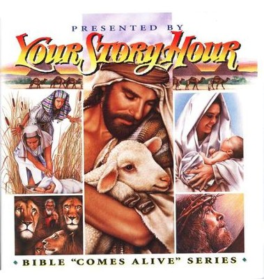 The Bible Comes Alive, Your Story Hour Volume 3, Audiobook on CD    -