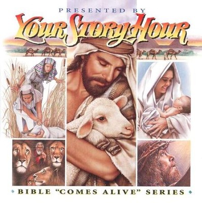 The Bible Comes Alive, Your Story Hour Volume 4, Audiobook on CD   -