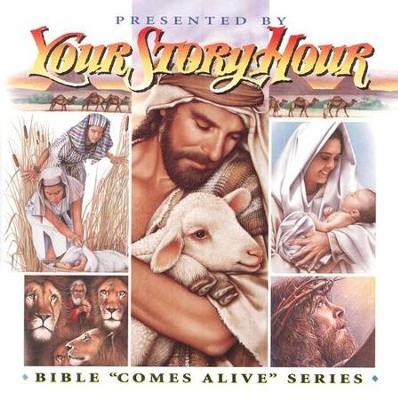 The Bible Comes Alive, Your Story Hour Volume 5, Audiobook on CD   -